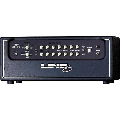 Line 6 duoVerb HD 100 watt Stereo Head