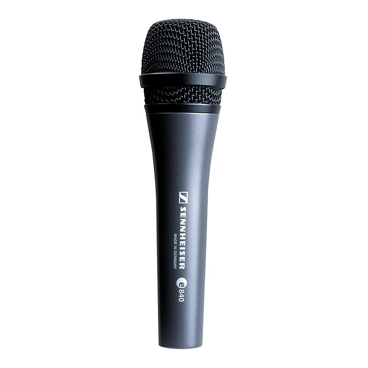Sennheiser e 840 Handheld Professional Cardioid Dynamic Vocal Microphone