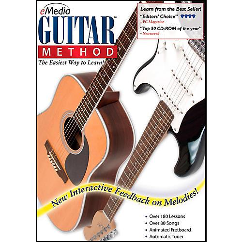 Emedia eMedia Guitar Method - Digital Download