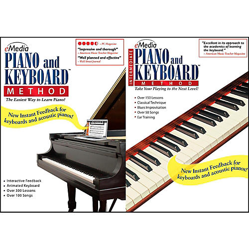 Emedia eMedia Piano & Keyboard Method Deluxe - Digital Download-thumbnail