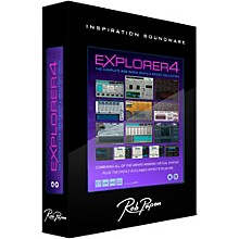 Rob Papen eXplorer Bundle IV Upgrade from EDM or Urban Bundle