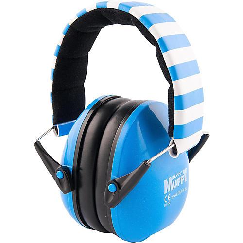 Alpine Hearing Protection (ea) Earmuffs for kids (Blue)-thumbnail