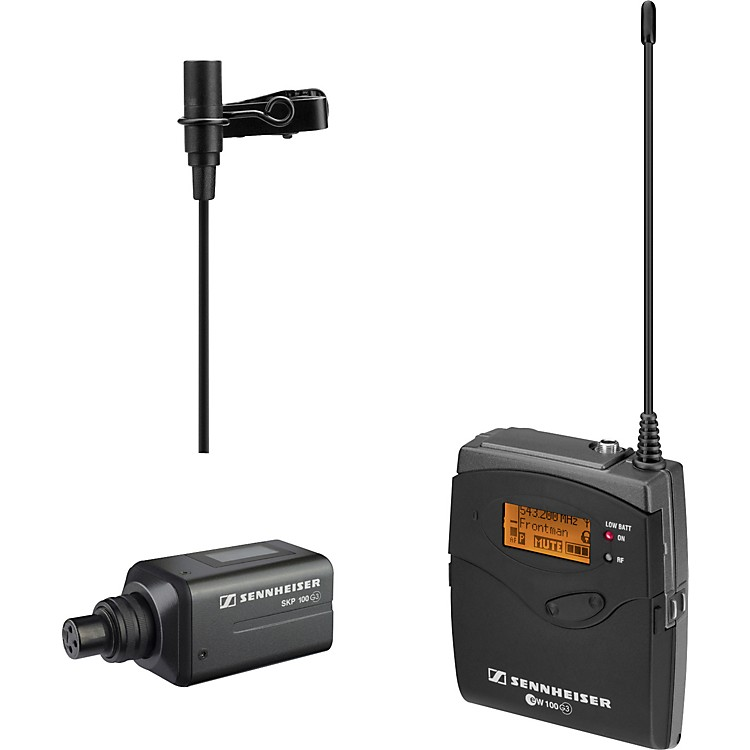 Sennheiser ew 100 ENG Plug-On Wireless System CH A