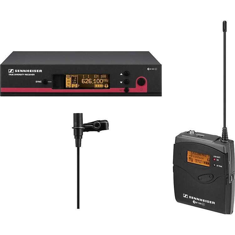 Sennheiserew 112 G3 Omni Lavalier Wireless System