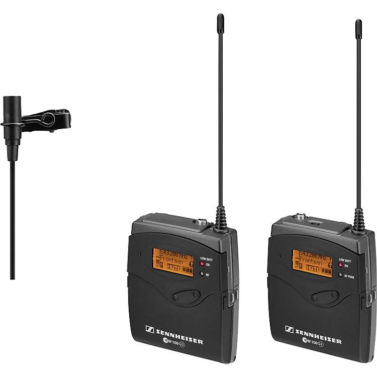 Sennheiserew 112-p G3 Omni Lavalier Microphone Wireless SystemCH B