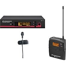 Sennheiser ew 122 G3 Cardioid Lavalier Wireless System Band G