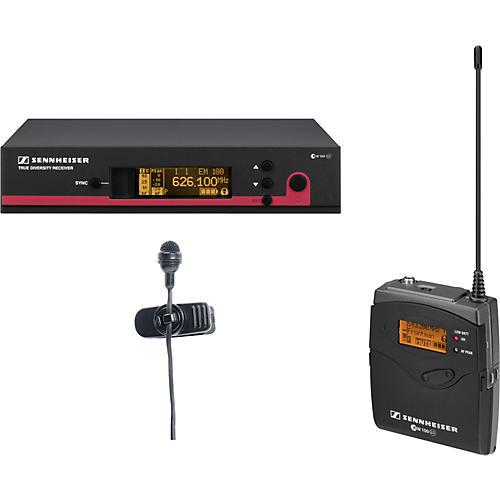 Sennheiser ew 122 G3 Cardioid Lavalier Wireless System
