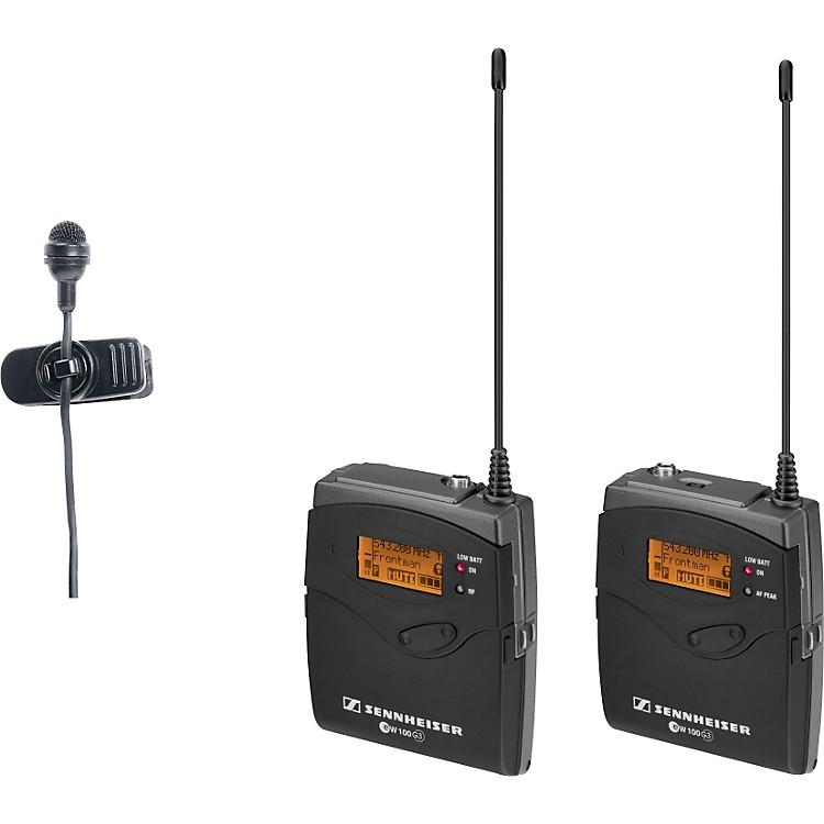 Sennheiserew 122-p G3 Cardioid Lavalier Wireless SystemCH A