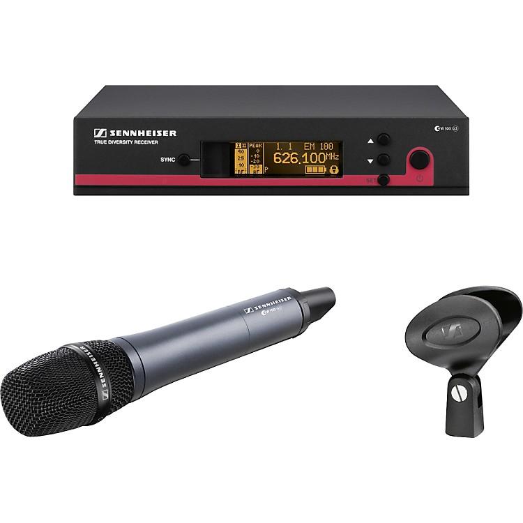 Sennheiserew 135 G3 Cardioid Microphone Wireless SystemCH G