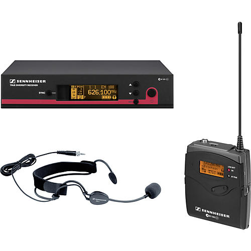 Sennheiser ew 152 G3 Wireless Headset Microphone System-thumbnail