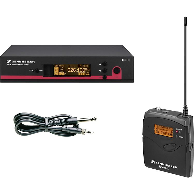 Sennheiserew 172 G3 Instrument Wireless SystemCH G