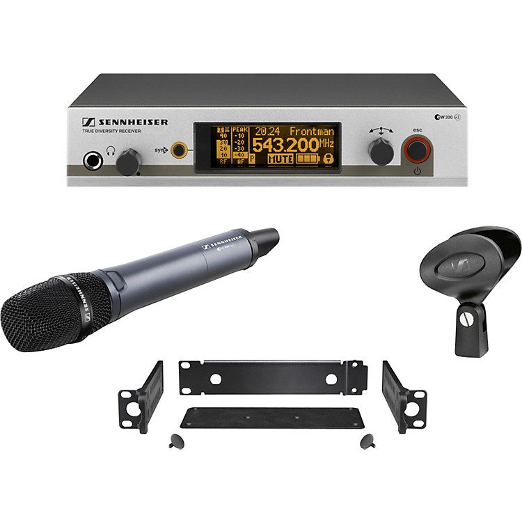 Sennheiserew 365 G3 Condenser Microphone Wireless SystemCH G