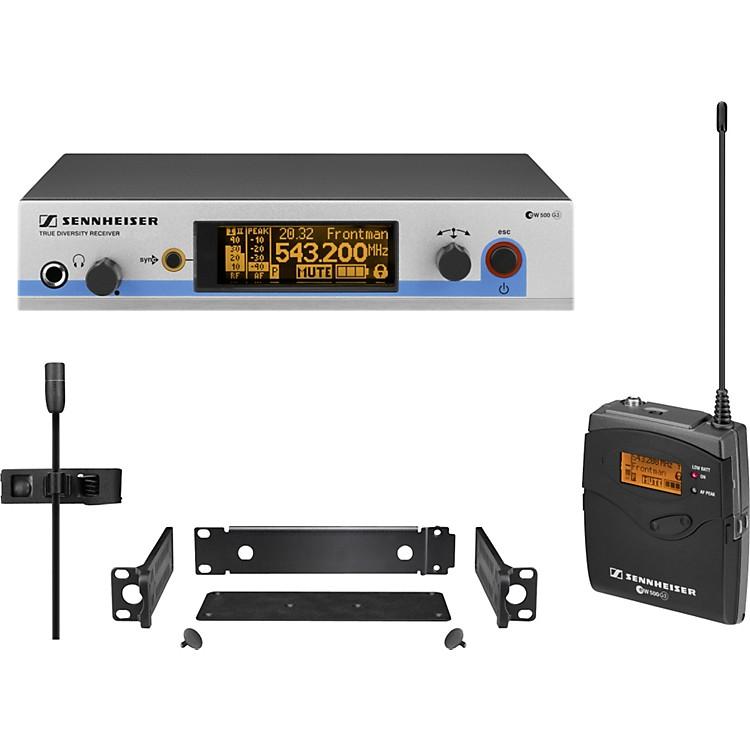 Sennheiserew 512 G3 Pro Lavalier Wireless System