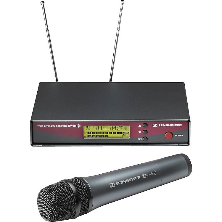 Sennheiserew135G2 E835 Cardioid Handheld Wireless System