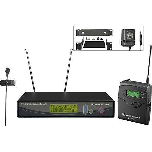 Sennheiser ew312G2 Wireless Omni Lavalier System