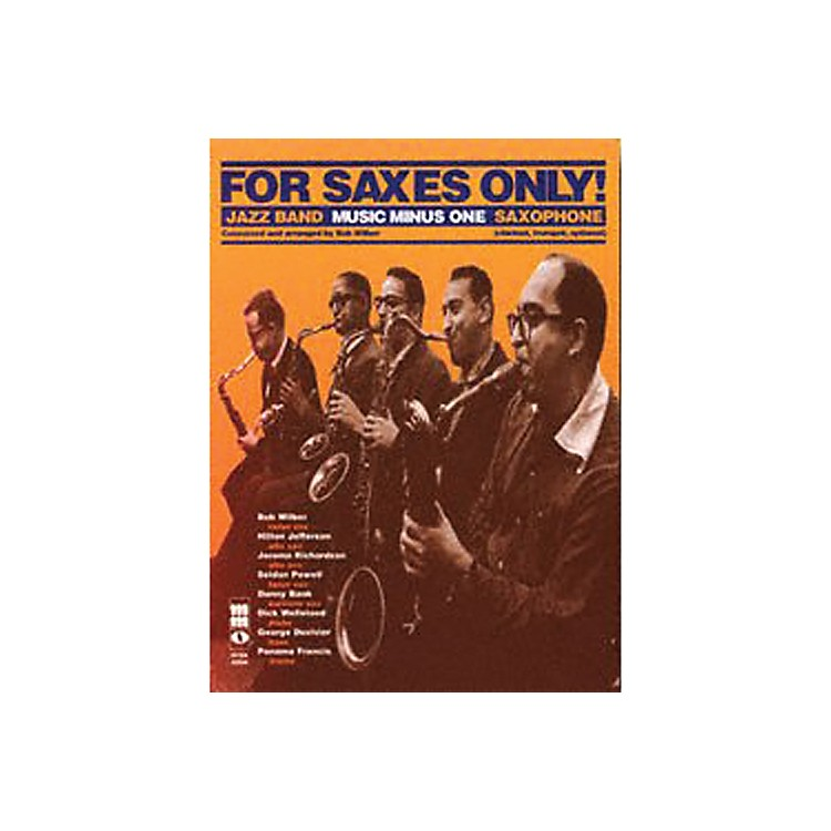 Hal Leonardfor Saxes Only