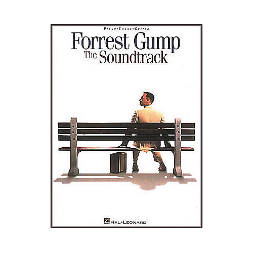Hal Leonard forrest Gump Piano, Vocal, Guitar Songbook