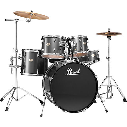 Pearl forum Fusion 5-Piece Drum Set (Discontinued 2004 ...