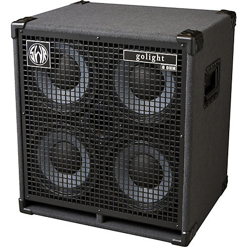 SWR golight 800W 4X10 Bass Speaker Cabinet