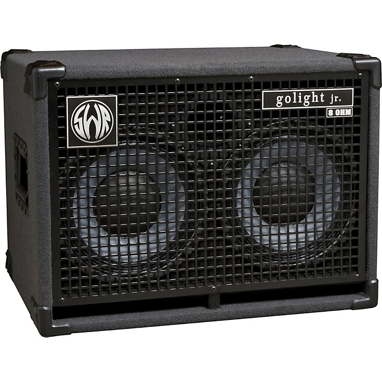 SWRgolight Junior 400W 2X10 Bass Speaker Cabinet