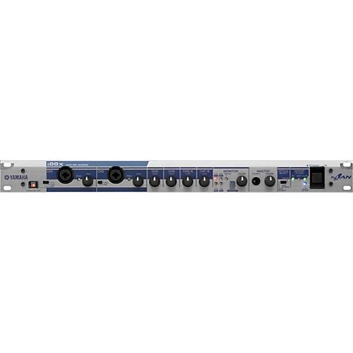 Yamaha i88X Rackmount Audio/MIDI Interface