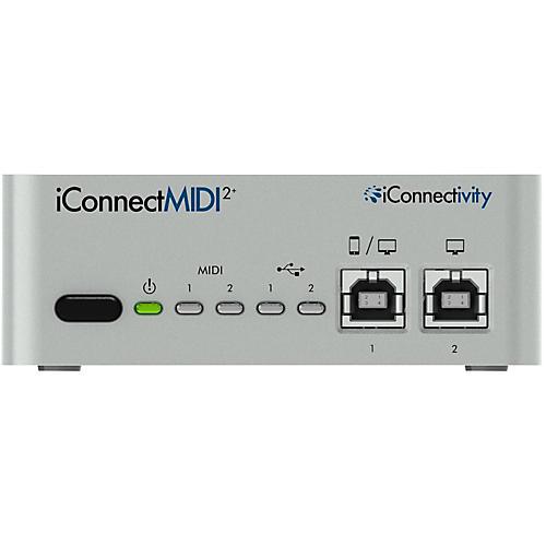 iConnectivity iConnectMIDI2+ Lightning Edition