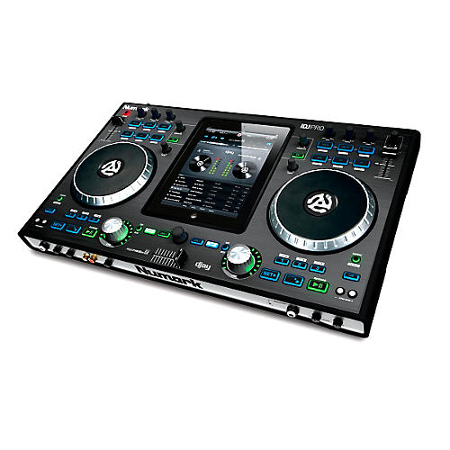 numark idj pro premium dj controller for ipad musician 39 s. Black Bedroom Furniture Sets. Home Design Ideas