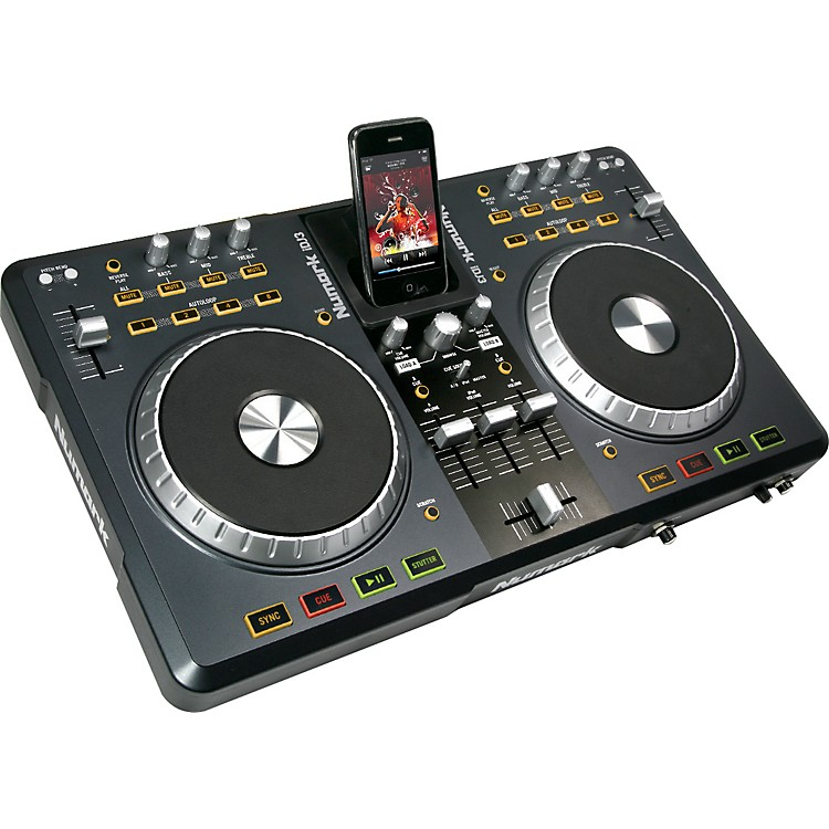 NumarkiDJ3 Complete Digital DJ System