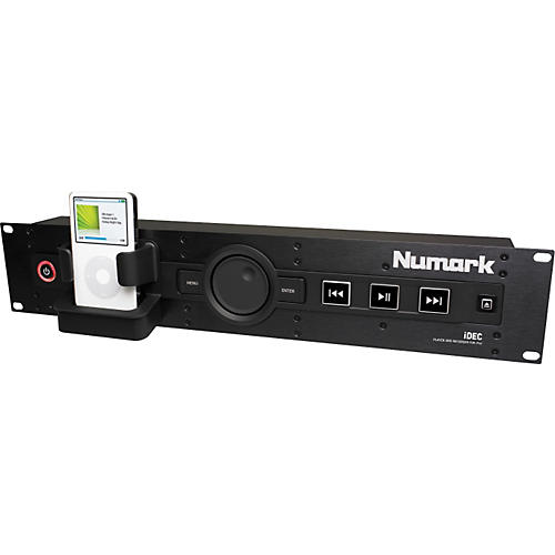 Numark iDec iPod Recording & Playback System