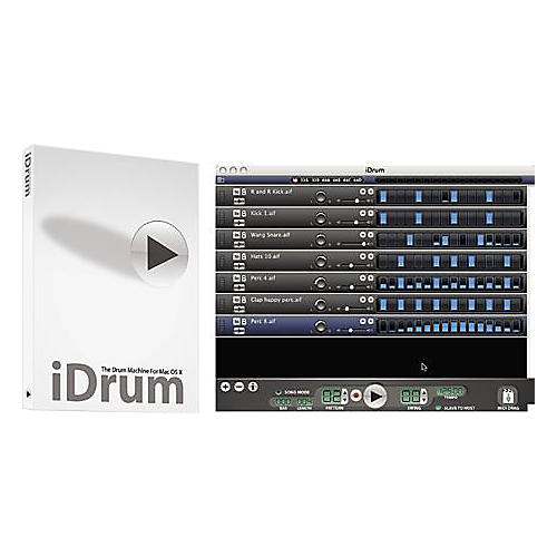 iZotope iDrum Software Drum Machine