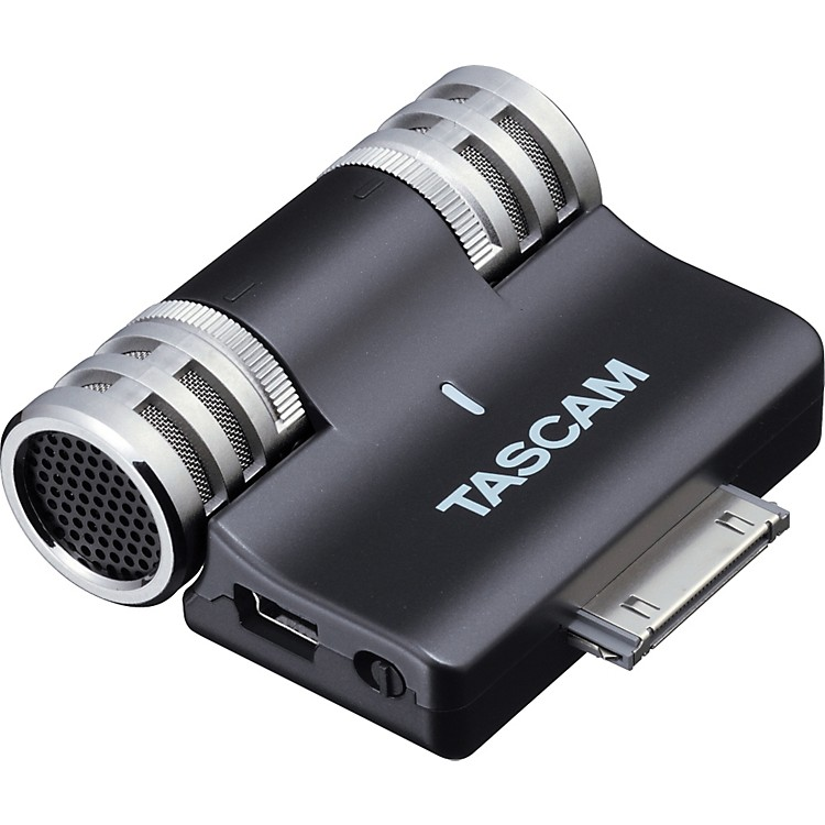 TASCAMiM2 Microphone Interface for iPhone