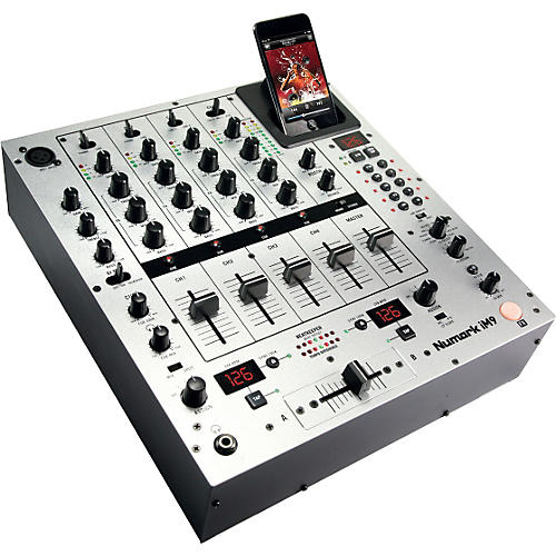 Numark iM9 4-Channel DJ Mixer for iPod