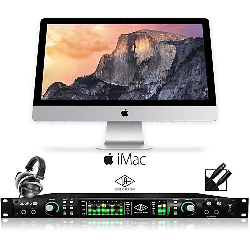 Apple iMac 21.5 In 2.7GHz Quad-core 2x4GB 1TB Bundle 2-thumbnail