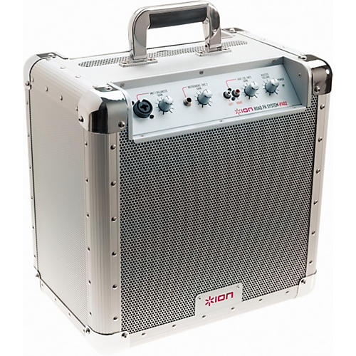 ION iPA02 Road PA System