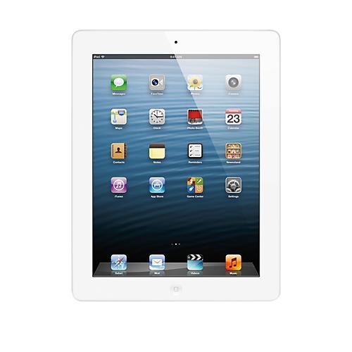Apple iPad (4th Gen) Wi-Fi 64GB-thumbnail