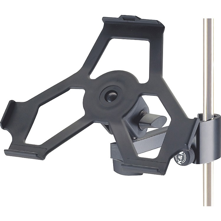 K&MiPad Holder with Prismatic Clamp
