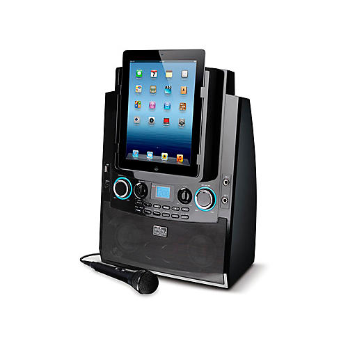 The Singing Machine iPad Karaoke System with CD&G