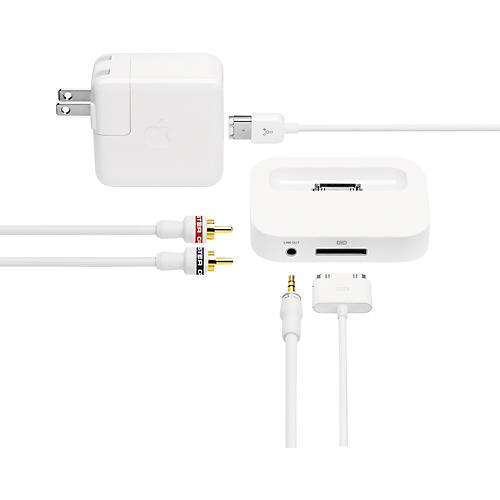 Apple iPod Stereo Connection Kit with Monster Cable