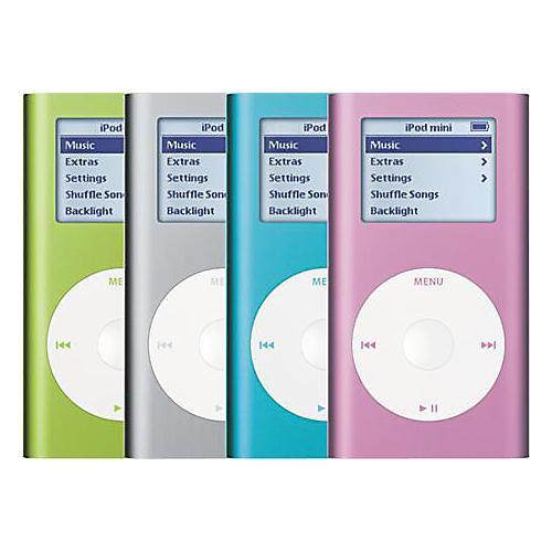 Apple iPod mini 6GB-thumbnail