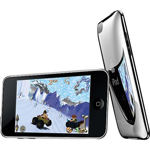 Apple iPod touch 2nd Gen 8GB-thumbnail