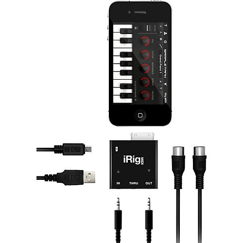 IK Multimedia iRIG MIDI interface