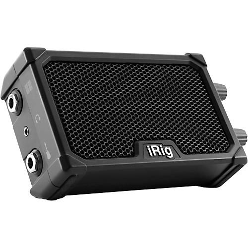IK Multimedia iRig Nano 3W 1x3 Micro Combo Guitar Amplifier-thumbnail