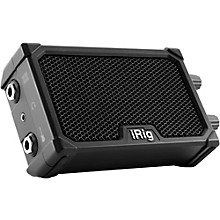 IK Multimedia iRig Nano 3W 1x3 Micro Combo Guitar Amplifier Level 1 Black