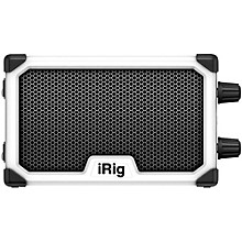 IK Multimedia iRig Nano 3W 1x3 Micro Combo Guitar Amplifier White