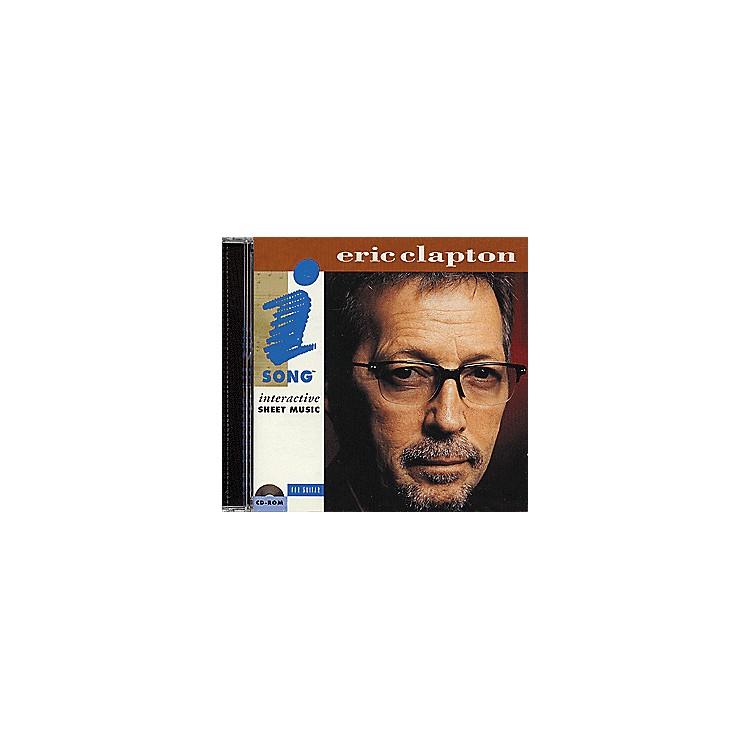 Hal LeonardiSong - Eric Clapton CD-ROM