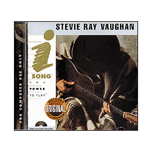 Hal Leonard iSong - Stevie Ray Vaughan CD-ROM