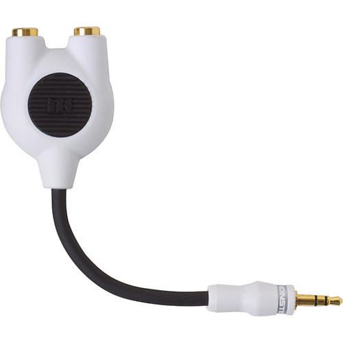 Monster Legacy iSplitter Mini Y-Adapter for iPod