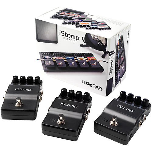DigiTech iStomp Downloadable Stompbox 3 Pack