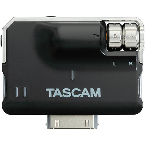 TASCAM iXJ2 Line-In/Mic Converter for Apple iOS