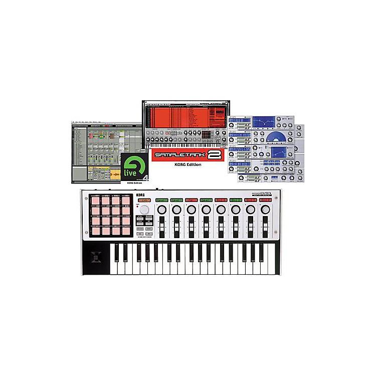 KorgmicroKONTROL MIDI Studio Controller